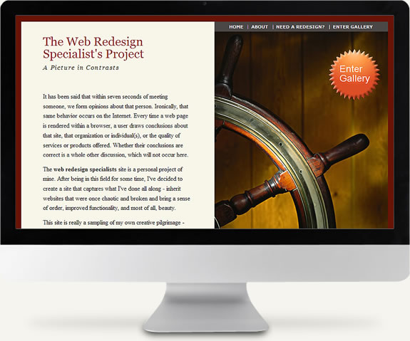 Web Redesign Specialists